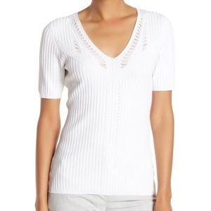 NWT Elie Tahari Savannah Sweater | L